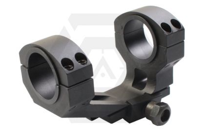 Zero One Double Scope Ring for 20mm Rail