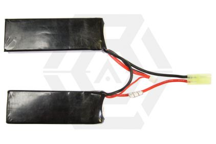 Zero One 11.1v 2300 mAh 20C LiPo Nunchuck Battery