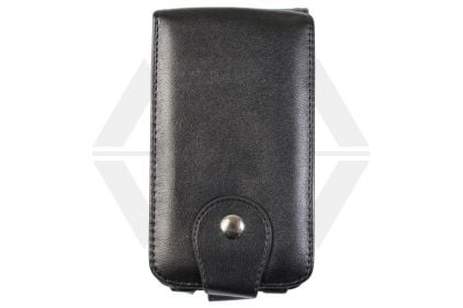 *Clearance* iPhone 3G/3GS/iPod Leather Case, Top Folding © Copyright Zero One Airsoft