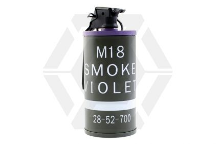 TMC Replica M18 Smoke Grenade (Purple) | £14.95