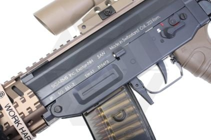 Zero One Custom AEG MRS PLUS