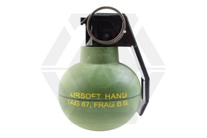 TAG Innovation TAG-67 BB Grenade