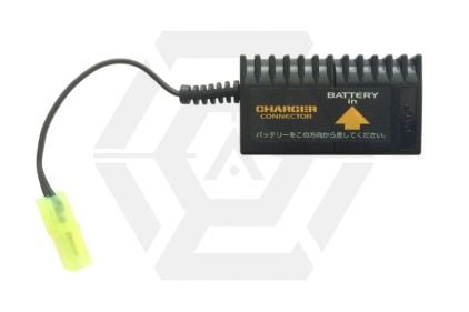 Tokyo Marui Charge & Discharge Adaptor for AEP 7.2v 500mAh NiMh Battery