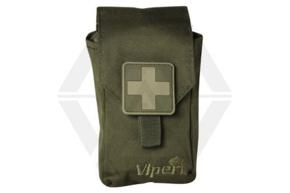 Viper First Aid Kit (Olive)