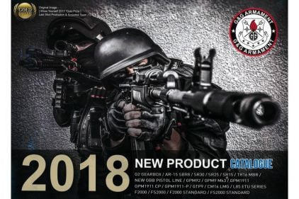 G&G 2018 New Products Catalogue