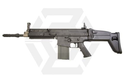 Ares AEG SCAR-H with EFCS (Black)