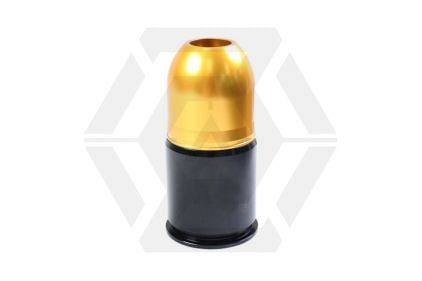 ZCA 40mm Gas Grenade For Projectiles & Powder Short 54rds © Copyright Zero One Airsoft