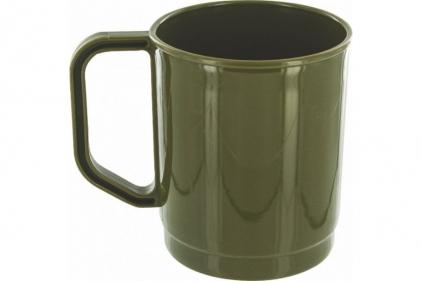 Highlander Plastic Mug (Olive)