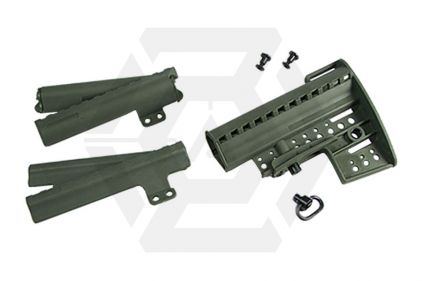 King Arms Clubfoot Mod Stock (Olive)