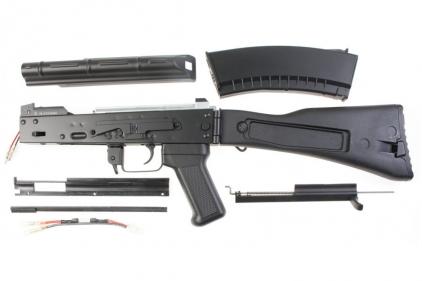 ICS Complete Lower Kit for ICS AK Series AEG Folding Solid Stock Version