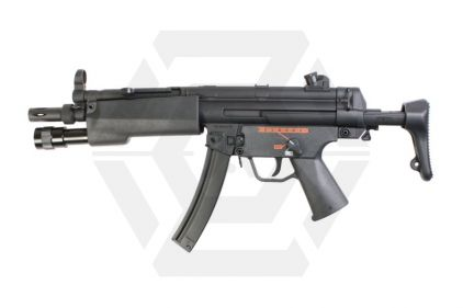 Classic Army AEG PM5 A5 with Flashlight Handguard © Copyright Zero One Airsoft