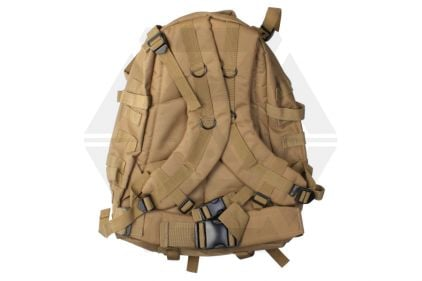 Mil-Force MOLLE Backpack (Tan)