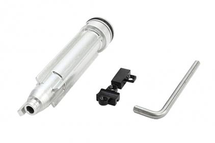 RA-TECH Aluminium Nozzle with Tool Adjust NPAS Set for WE SCAR © Copyright Zero One Airsoft