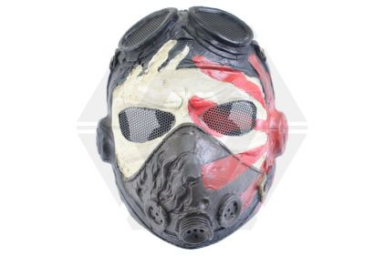*Clearance* FMA 'Kamikaze' Airsoft Mask © Copyright Zero One Airsoft
