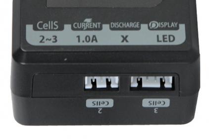 BOL Porte Li-ion/LiPo Charger