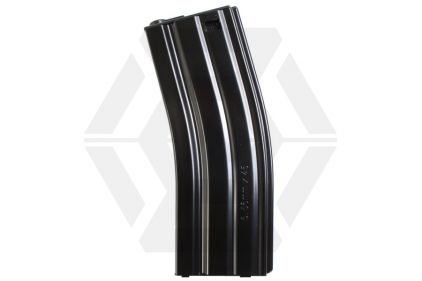 G&G AEG Mag for M4 30rds (Black) © Copyright Zero One Airsoft