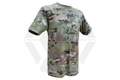 Viper T-Shirt (MultiCam) - Size Small © Copyright Zero One Airsoft