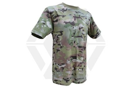 Viper T-Shirt (MulitCam) - Size Small