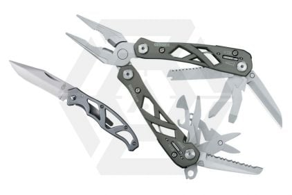Gerber Suspension Multi Tool & Paraframe Knife Combo