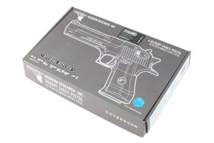 WE/Cybergun GBB Desert Eagle .50AE (Black)