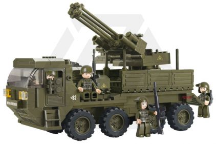 Sluban Heavy Transport M38-B0302