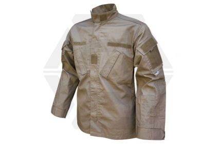 Viper Combat Shirt (Coyote Tan) - Size Large © Copyright Zero One Airsoft