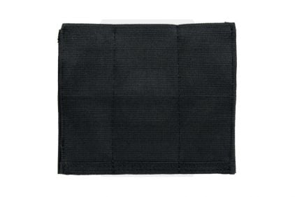 101 Inc MOLLE Elastic Triple Pistol Mag Pouch (Black) © Copyright Zero One Airsoft