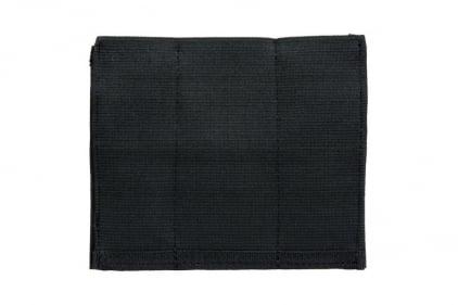 101 Inc MOLLE Elastic Triple Pistol Mag Pouch (Black)
