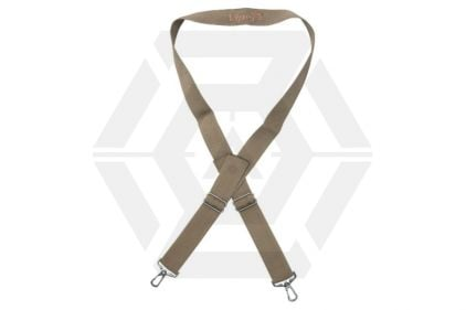Viper Basic 2 Point Rifle Sling (Coyote Tan)