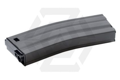 G&G AEG Mag for M4 125rds (Grey) © Copyright Zero One Airsoft