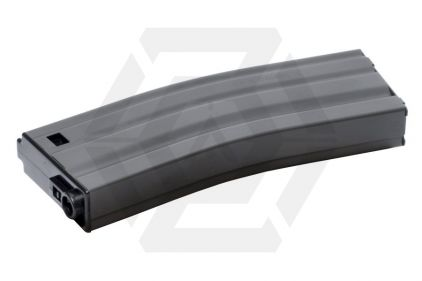 G&G AEG Mag for M4 125rds (Grey)