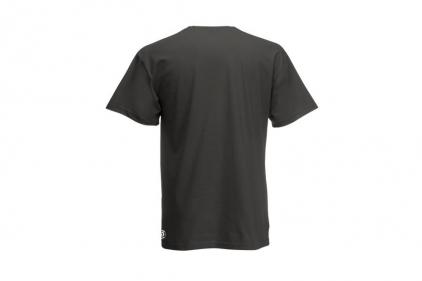 Daft Donkey T-Shirt 'Like Airsoft' (Grey) - Size Extra Extra Large