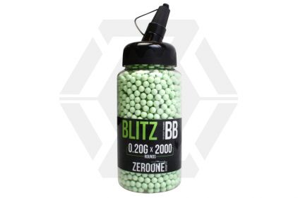 Zero One Blitz BB 0.20g 2000rds Speedloader (Green) - £4.95