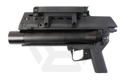 Ares Undermount Grenade Launcher for G39 © Copyright Zero One Airsoft