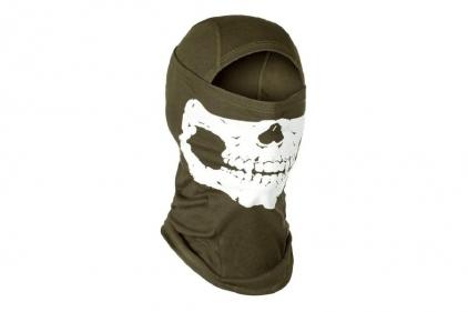 Invader Gear Skull Balaclava (Olive)