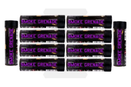 Enola Gaye Wire Pull Smoke (Purple) Box of 10 (Bundle)