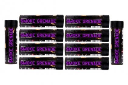 Enola Gaye Wire Pull Smoke (Purple) Box of 10 (Bundle)