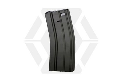 ZCA AEG Mag for M4 300rds (Black)