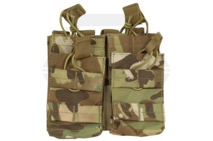 Viper MOLLE Quick Release Stacked Double Mag Pouch (MultiCam)