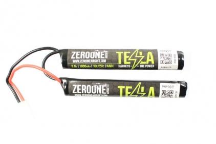 Zero One 9.6v 1600mAh NiMH High Performance Nunchuck Battery © Copyright Zero One Airsoft