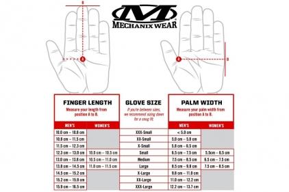 Mechanix Original Vent Gloves (Black) - Size Medium