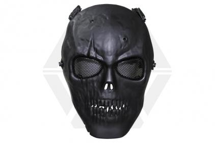 MFH Skull Mask (Black)