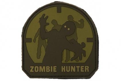"VOS PVC Velcro Patch ""Zombie Hunter"""