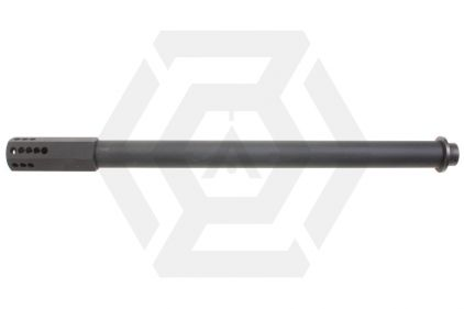 Laylax (First Factory) Outer Barrel & Flash Hider for MP5 Carbine © Copyright Zero One Airsoft