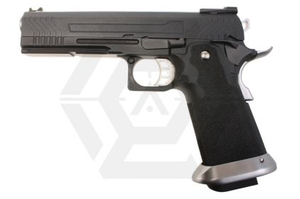 Armorer Works GBB GAS/CO2 DualFuel Hi-Capa HX11 (Black) © Copyright Zero One Airsoft