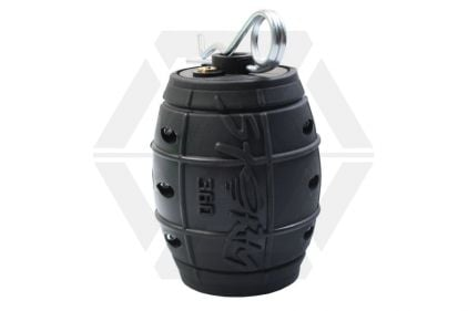 ASG GAS Storm 360 Impact Grenade (Black) © Copyright Zero One Airsoft