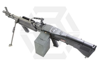 *Clearance* Ares AEG M60 E4 © Copyright Zero One Airsoft