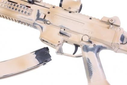 Zero One Custom AEG Deathstalker Scorpion with Rifle Bag (Bundle)