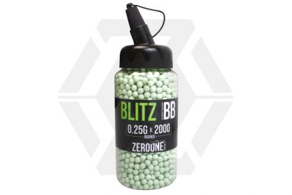 Zero One Blitz BB 0.25g 2000rds Speedloader (Green) - £5.95