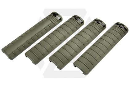 G&G Panel Set for 20mm Rail (Olive) © Copyright Zero One Airsoft
